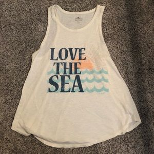 O'Neill Love The sea tank top medium